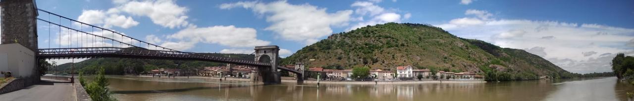 GAGNANTE 1 Pont d'Andance (vu d'Andancette)