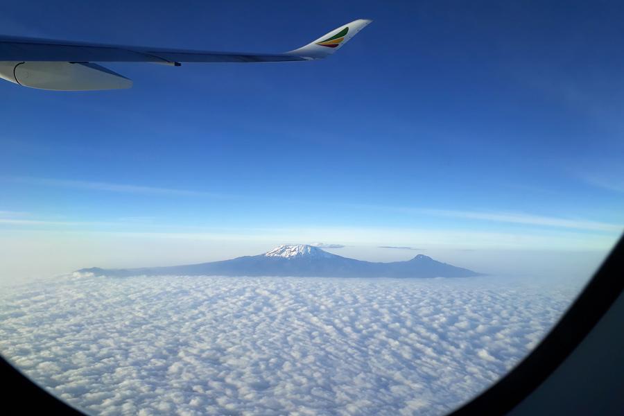 10 2ème place Kilimandjaro