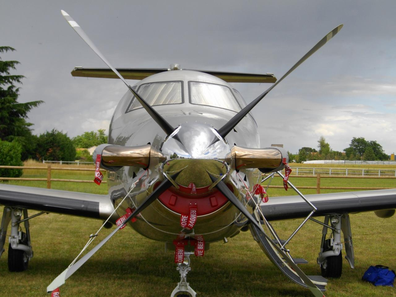 10 Pilatus PC-12 de 9 places, avion d'affaires
