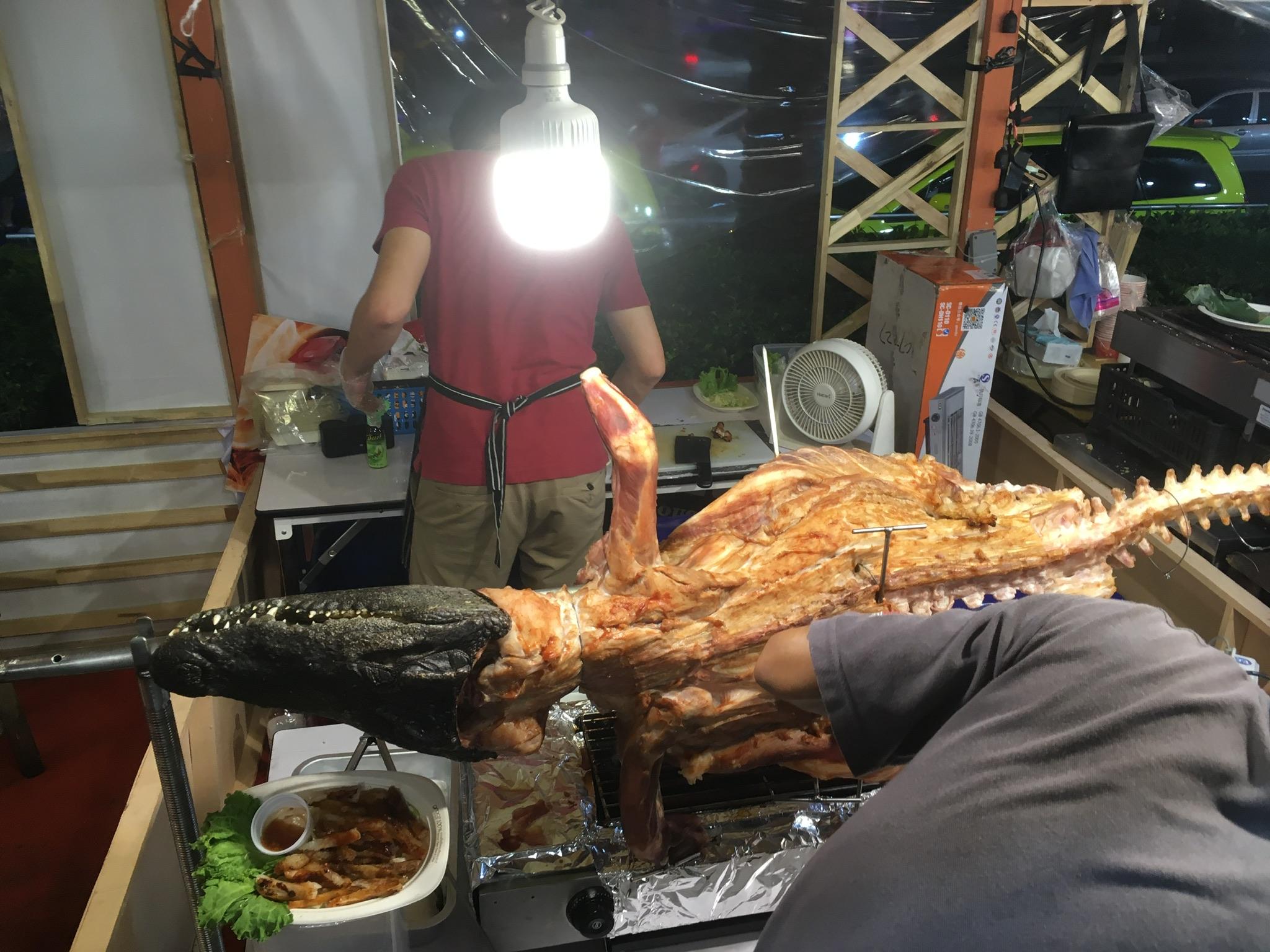11- Kebab Thaïlandais