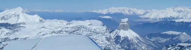 12 Mont Aiguille et au premier plan le Grand Veymont