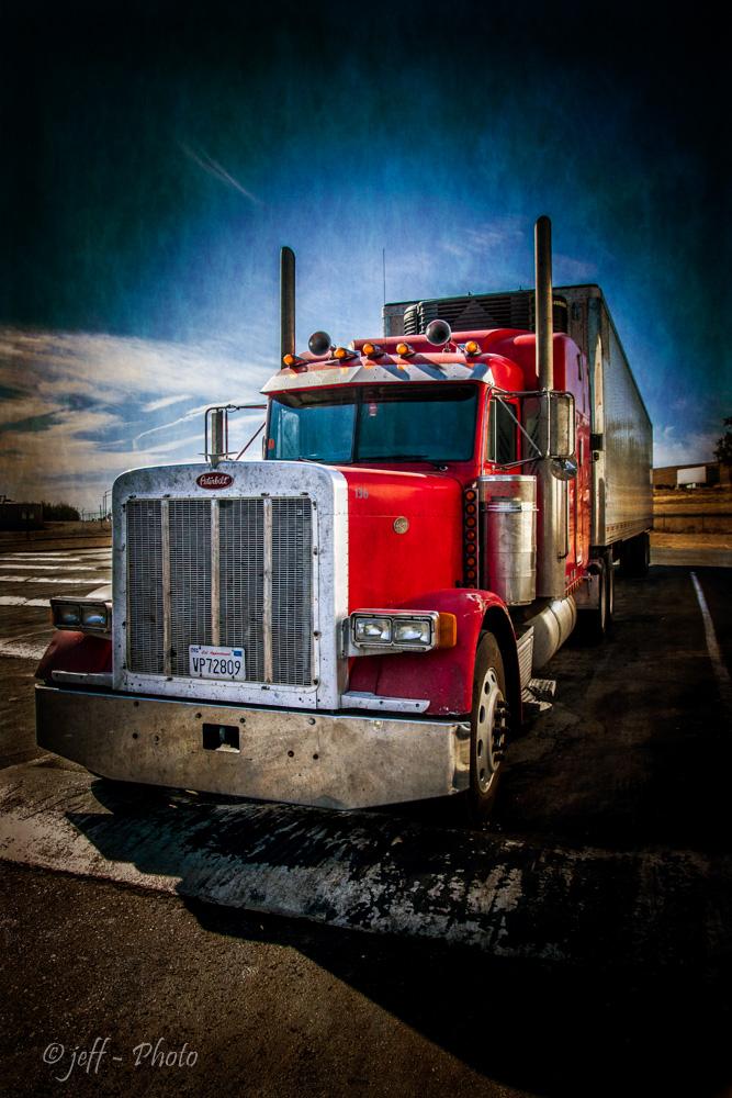 13 Américan truck