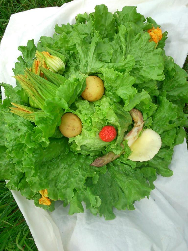 2 Salade souriante