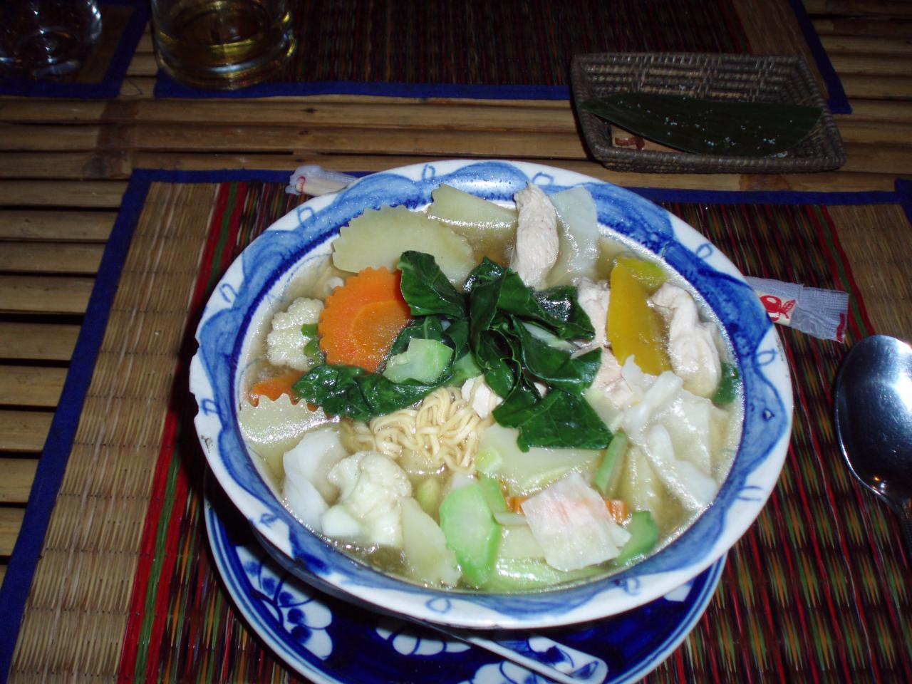 24 Soupe Cambodgienne