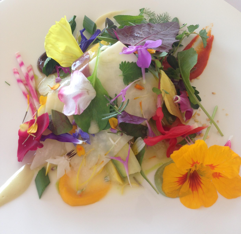 27- Gargouillou de jeunes légumes