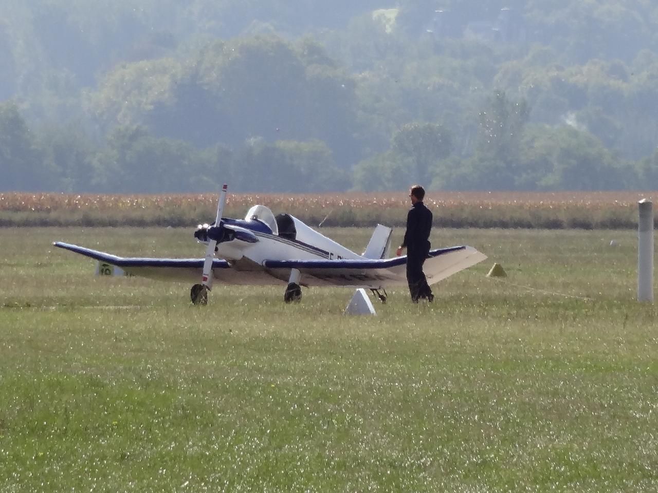 28 Pilote au depart de St Rambert