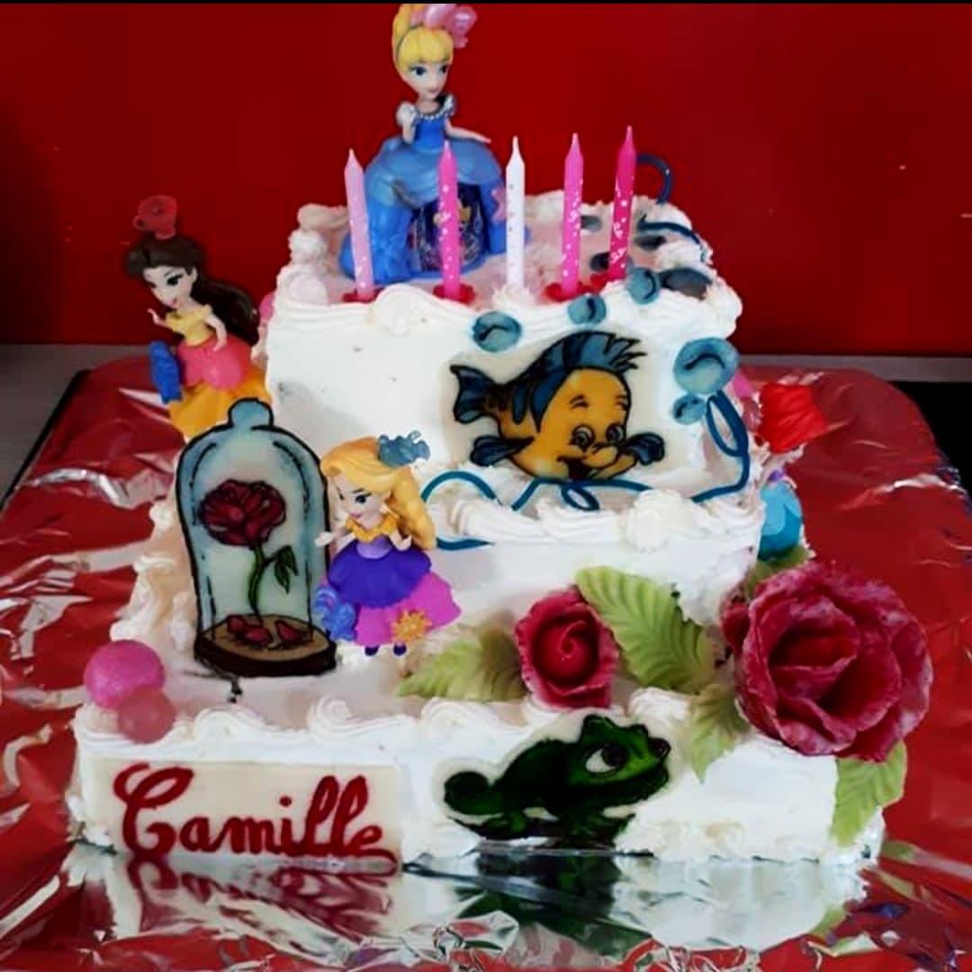 29- 3ème place Bon anniversaire Camille !