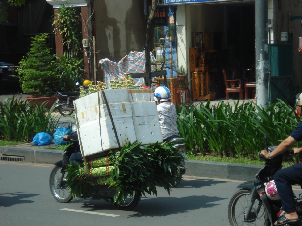 3 Voyage au Vietnam+ Cambodge Bien chargé !