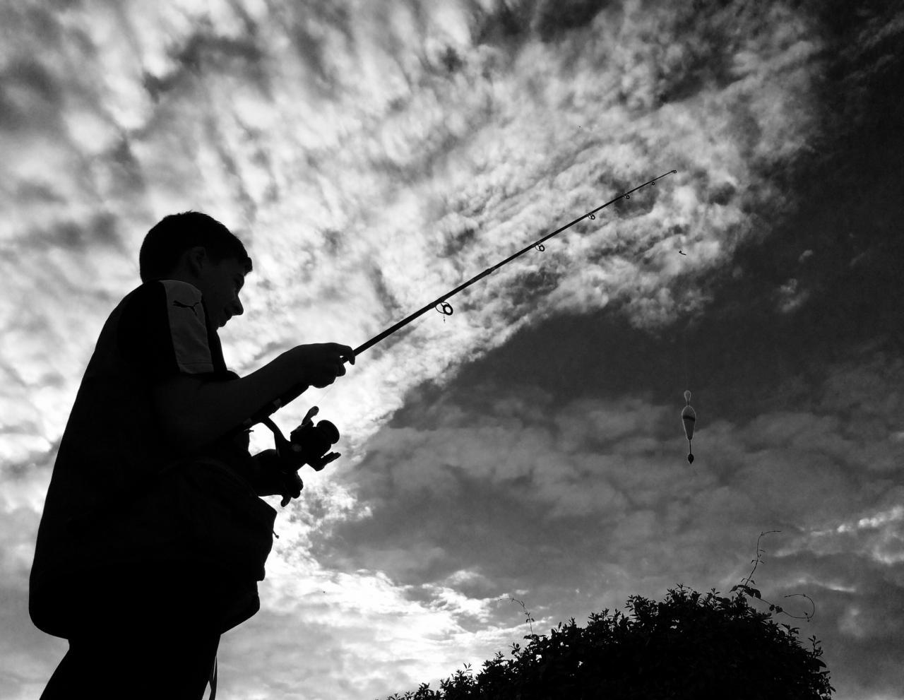 6 Le Pêcheur de l'ombre