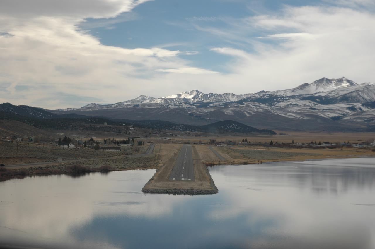 2ème place 6 Piste Bryant Field (Sierra Nevada Etats Unis)