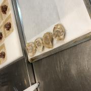 Préparation des raviolis pour le Nouvel an Chinois