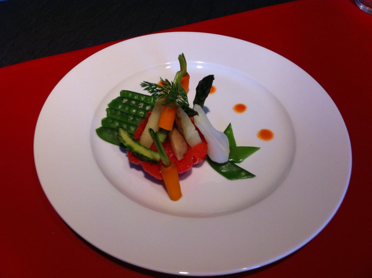 Mise en valeur des légumes
