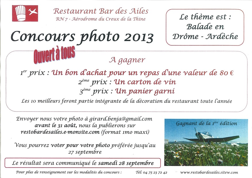 2013 concours photo 1