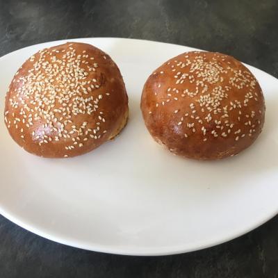 Pain bun's pour burger maison